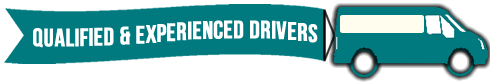 Qualified & Experienced Drivers